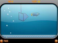 Fange den Blauen Fisch